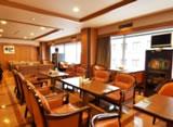 談話室兼レストラン